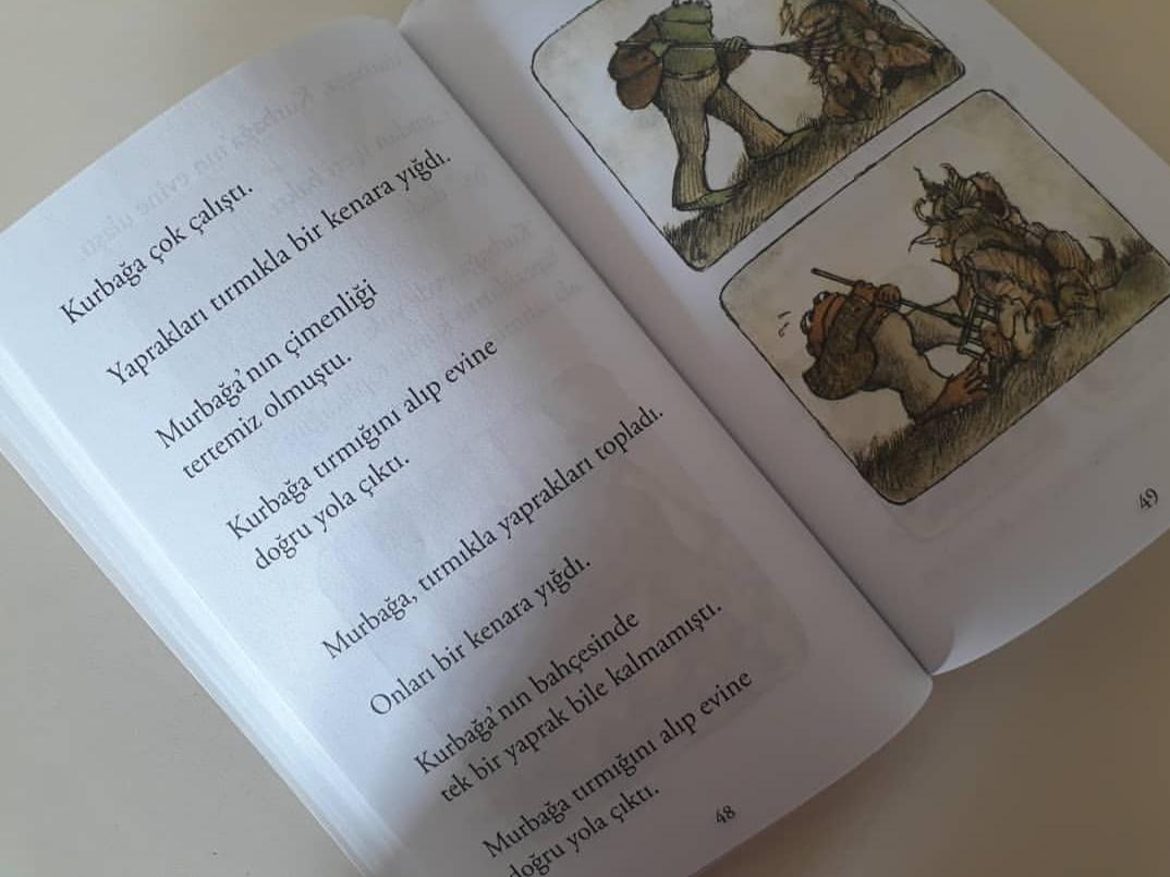 Kurbağa ve Murbağa