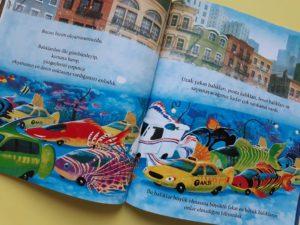 Şehirde Balık Avı